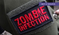 Zombie Survival Experience at Zombie Infection Sheffield (Up to 42% Off)
