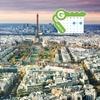 Paris : Chambre double pour 2 personnes avec petit déjeuner