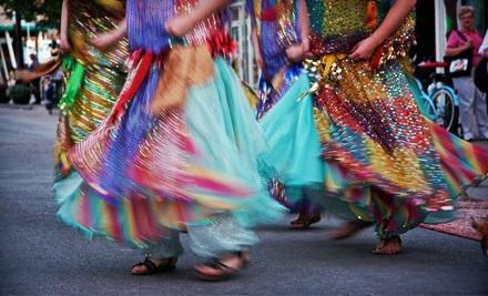 5 Belly-Dancing Classes - Oriental Dance Arts in Saskatoon