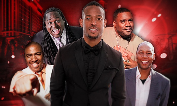 The Knockout Comedy Super Show - The AXIS at Planet Hollywood: The Knockout Comedy Super Show feat. Marlon Wayans, Mark Curry, and More on Saturday, June 27 (Up to 50% Off)