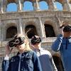 Visita guidata 3D del Colosseo
