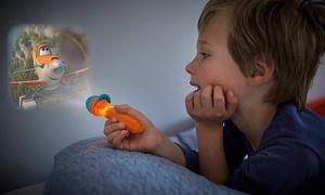 Lampe de poche projecteur Disney