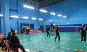 NZ Badminton Centre: From $35 for a Badminton Club Membership at NZ Badminton Centre, East Tamaki (From $60 Value)