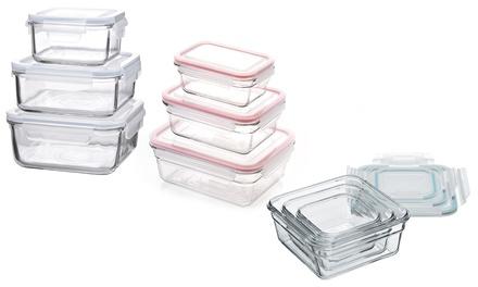 Set di contenitori Glasslock