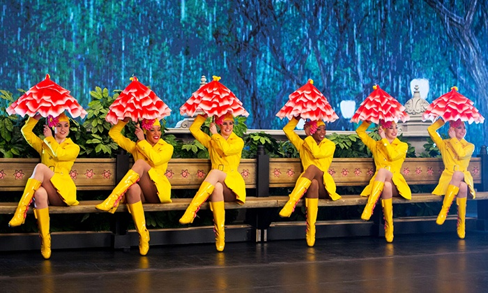 The New York Spectacular Starring the Radio City Rockettes (July 2–July 4)