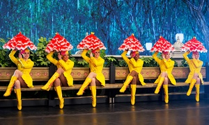 The New York Spectacular Starring the Radio City Rockettes: The New York Spectacular Starring the Radio City Rockettes (June 15–30)