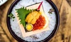 Sakerum - U-Street: Food and Drink for Two or Four People Valid Sunday-Thursday at Sakerum (Up to 47% Off)