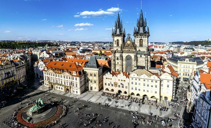 Prag: 2-5 Tage für Zwei inkl. Frühstück, 1x Flasche Wein und Early Check-in oder Late Check-out im Hotel Astra