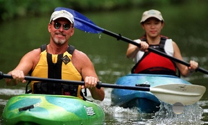 53% Off Discover the Potomac Kayak Trip