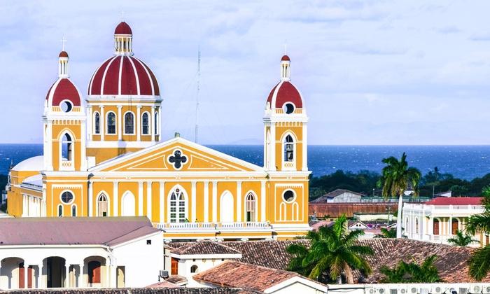 Alamo Car Rental Granada Nicaragua
