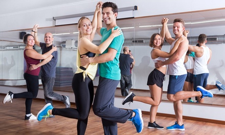 1, 2 ou 3 meses de aula de dança no  Estúdio de Dança Ensaio– Garcia