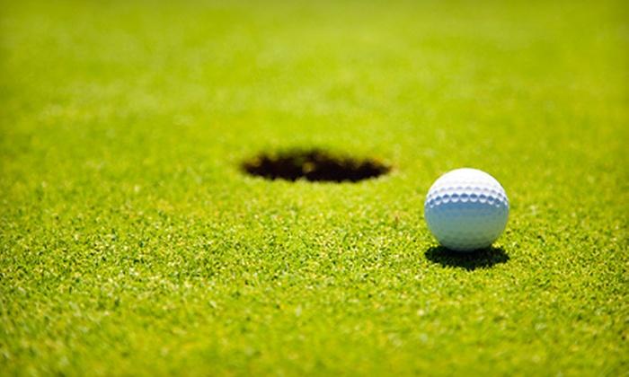 Deertrak Golf Club - Oconomowoc: Round of Golf for Two or Four with Cart Rental at Deertrak Golf Club in Oconomowoc (Up to Half Off)