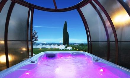 Sirmione: appartamento per 2 con Spa illimitata Relais Villa Belvedere Resort & Spa