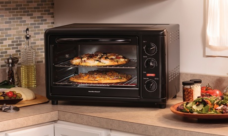 Hamilton Beach Convection and Rotisserie Oven (Manufacturer Recertified) 625f1b2a-1af5-11e7-94d8-00259060b5da