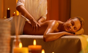 Journey to Calm: One or Two 75-Minute Therapeutic Massages with Foot Scrubs at Journey to Calm (Up to 50% Off)
