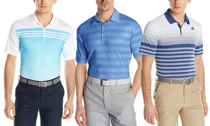 adidas Men's Golf Polos