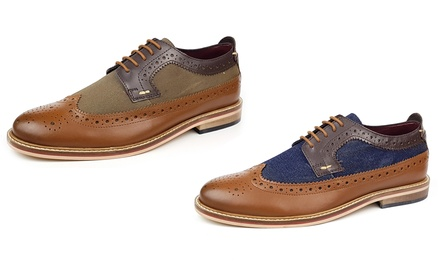 Frank James Leather Brogues