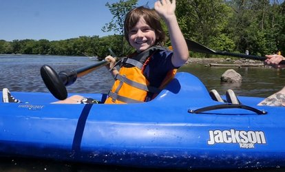 image for Kayak Rental for One, Two, or Four at Naperville Kayak (Up to 50% Off)