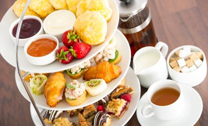image for Afternoon Tea for Two or Four at Coopers Coffees