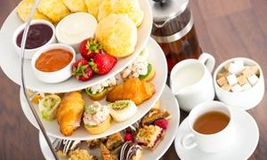 """Endlos Restaurant Cafe: """"Schoko-Etagen-Frühstück"""" für Zwei oder Vier inkl. Prosecco im Endlos Restaurant Café in Prenzl'berg"""