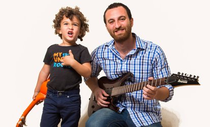 Up to Four Musical Instrument or Vocal Classes for Child or Adult at D S2dio (Up to 65% Off)
