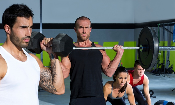Industrial Athletics - Chateau: 10 CrossFit Classes or Month of the CrossFit Fundamentals Program at Industrial Athletics (Up to 63% Off)
