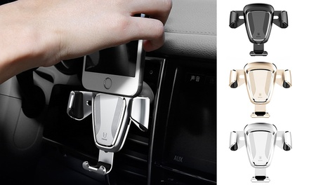 Baseus Universal Car Smartphone Holder: One ($16) or Two ($29)