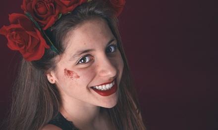 Sesión fotográfica en estudio con 100 fotos y 10 o 20 imágenes retocadas desde 24,99€ en Estudi Fotogràfic Núria Brigido