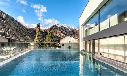 Trentino 4*: camera Superior, pensione 3/4 e Spa per 2 a 169€euro