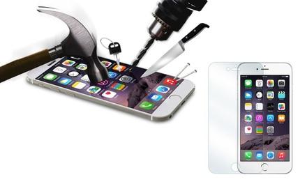 Protecteur décran en verre trempé solide pour Apple iPhone 4/4S/ 5/5S/5C/SE/6/6S, 6+/6S+, 7 /7+