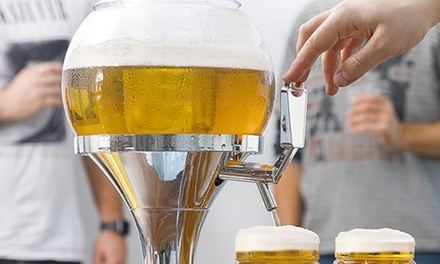 Dispensador de 3,5 litros para cerveza y bebidas