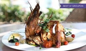 Maui Beach – Sofitel The Palm: Three-Course Dinner with Soft Drinks and House Beverage at Maui Beach – Sofitel The Palm (Up to 53% Off)