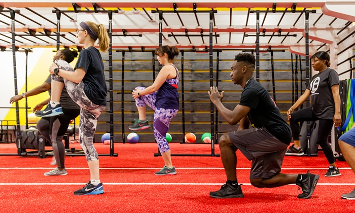 Retro Fitness (Williamsburg) - Williamsburg: 30-Day Gym or VIP Membership at Retro Fitness (Williamsburg) (Up to 78% Off). Two Options Available.