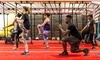 Up to 77% Off 30-Day Gym Membership at Retro Fitness