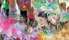 Bubbly Colour Run