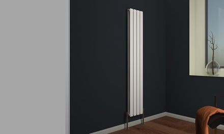 Double Vertical Radiator