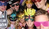 Elevated Event Design: Three- or Four-Hour Photo Booth Rental with Prints, or Rental of 20 Uplights from Elevated Event Design (50% Off)