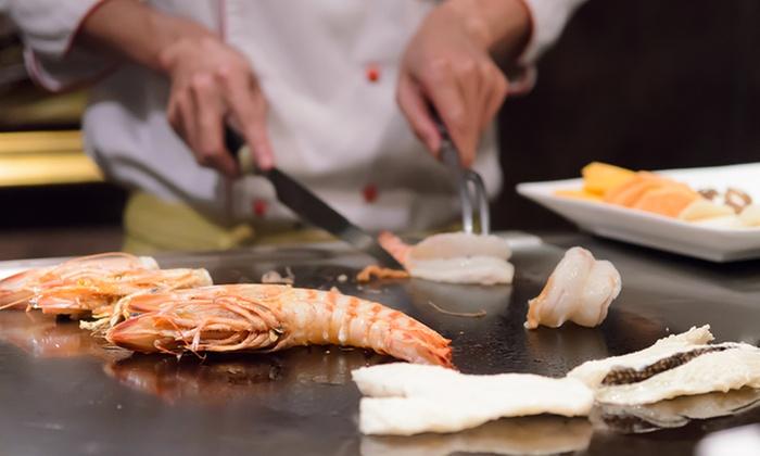 Teppan Yaki - Lyon: Spécialités japonaises avec menu pour 2 personnes dès 19 € au restaurant Teppan Yaki