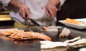 Teppan Yaki: Spécialités japonaises avec menu pour 2 personnes dès 19 € au restaurant Teppan Yaki
