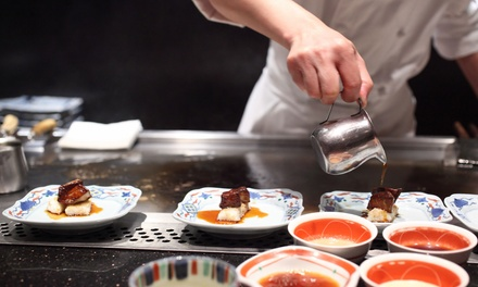 $20 for $40 Towards Hibachi Dinner for Two People at Nikko Hibachi and Lounge