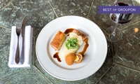 English or Thai - Two or Three Courses at The Crazy Bear from £19.50 (Up to 51% Off)