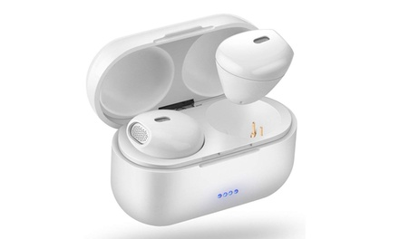 AirDots Bluetooth Ear Buds with Charging Case Set