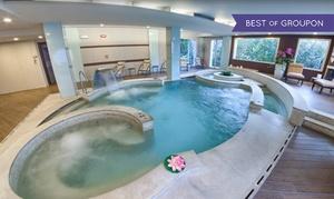 Rizzi Aquacharme: Percorso Spa di coppia, menu gourmet e massaggio da 50 minuti al centro benessere Rizzi Aquacharme (sconto fino a 40%)