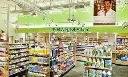 $22 for $40 Worth of Health and Beauty Products at Pharmaca Integrative Pharmacy