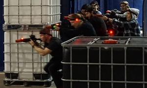 Up to 59% Off Indoor Laser Tag at D2 Tactical Laser Tag