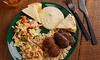 Menu libanais pour 2, 3 ou 4 personnes