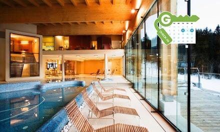 Dolomiti, Hotel Boite 4* - soggiorno in camera Superior con mezza pensione e Spa per 2 persone