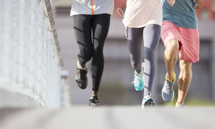 The Running Group - The Running Group: 14-Week Half Marathon Training for One or Two People with The Running Group (Up to 42% Off)
