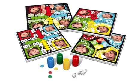 Parchís personalizado para 4 o 6 jugadores o puzzles con envío gratuito desde 26,90 € en Personaliza.com Oferta en Groupon
