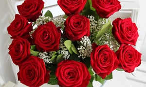 Mad Flowers: Valentine's Bouquet with Delivery from Mad Flowers (39% Off)
